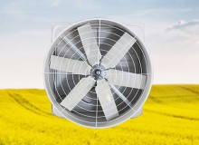 What are the advantages of glass steel negative pressure fan