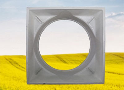 glass steel fan shell