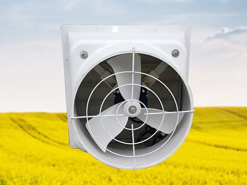 660型玻璃钢负压风机